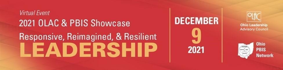 2021 OLAC & PBIS Showcase