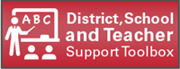 Embedded Image for: District, School, and Teacher Support Toolbox (2020416144112419_image.PNG)